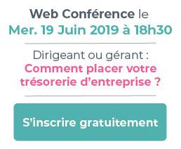 Webconférence trésorerie