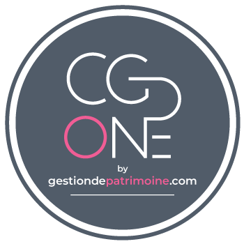 logo CGP ONE